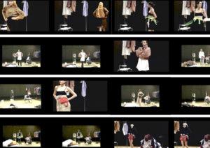 Carte blanche à Zoé Guédard / Invitation aux musées week-end #1 / Centre National de Danse (Pantin, novembre 2018)
